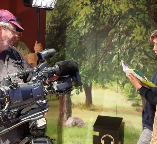 Snimanje reportaže u Šušnjevici i okolnim mjestima